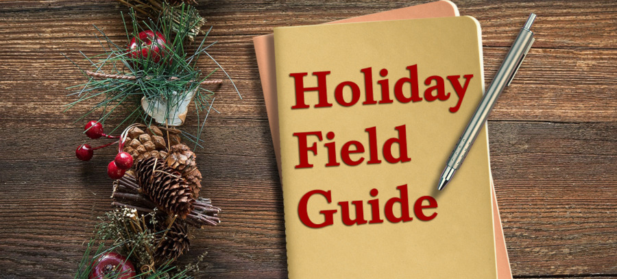 Holiday Field Guide